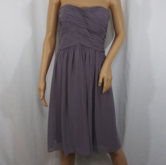 Donna Morgan Dresses & Skirts - Donna Morgan Collection Strapless Dress Size 0